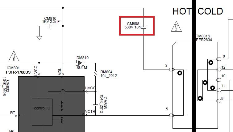 Samsung LCD TV Schaltnetzteil Reparatur | jh4all.de Blog